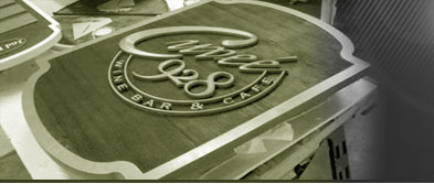Applications for our custom plaques and signs by Sign Design and Fabrication