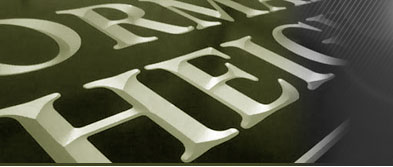 V-Groove signs compared to sandblasted signs by Sign Design and Fabrication