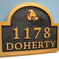 Bronzsign1178Doherty